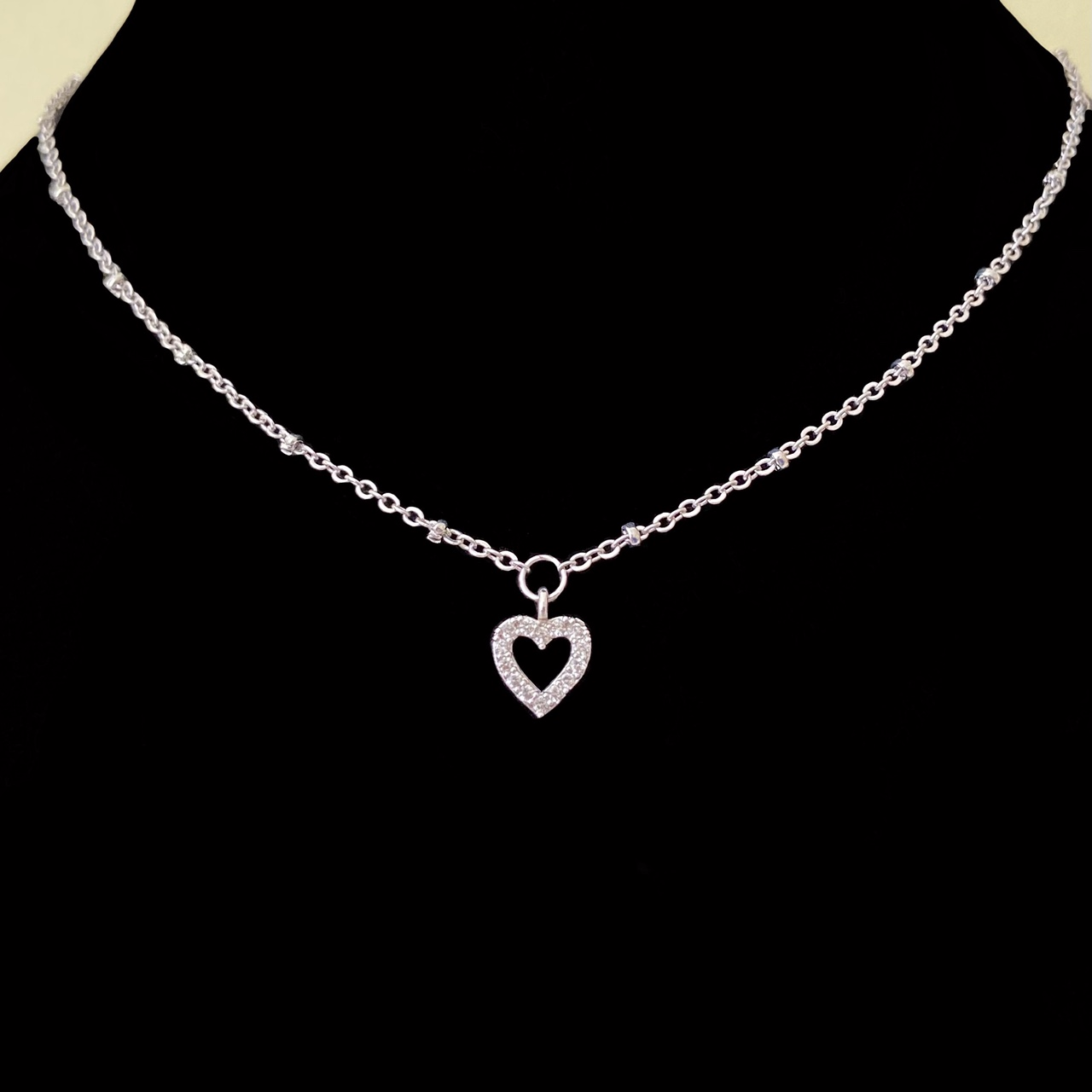 Product Image 1 - Y2K silver plated chain necklace
