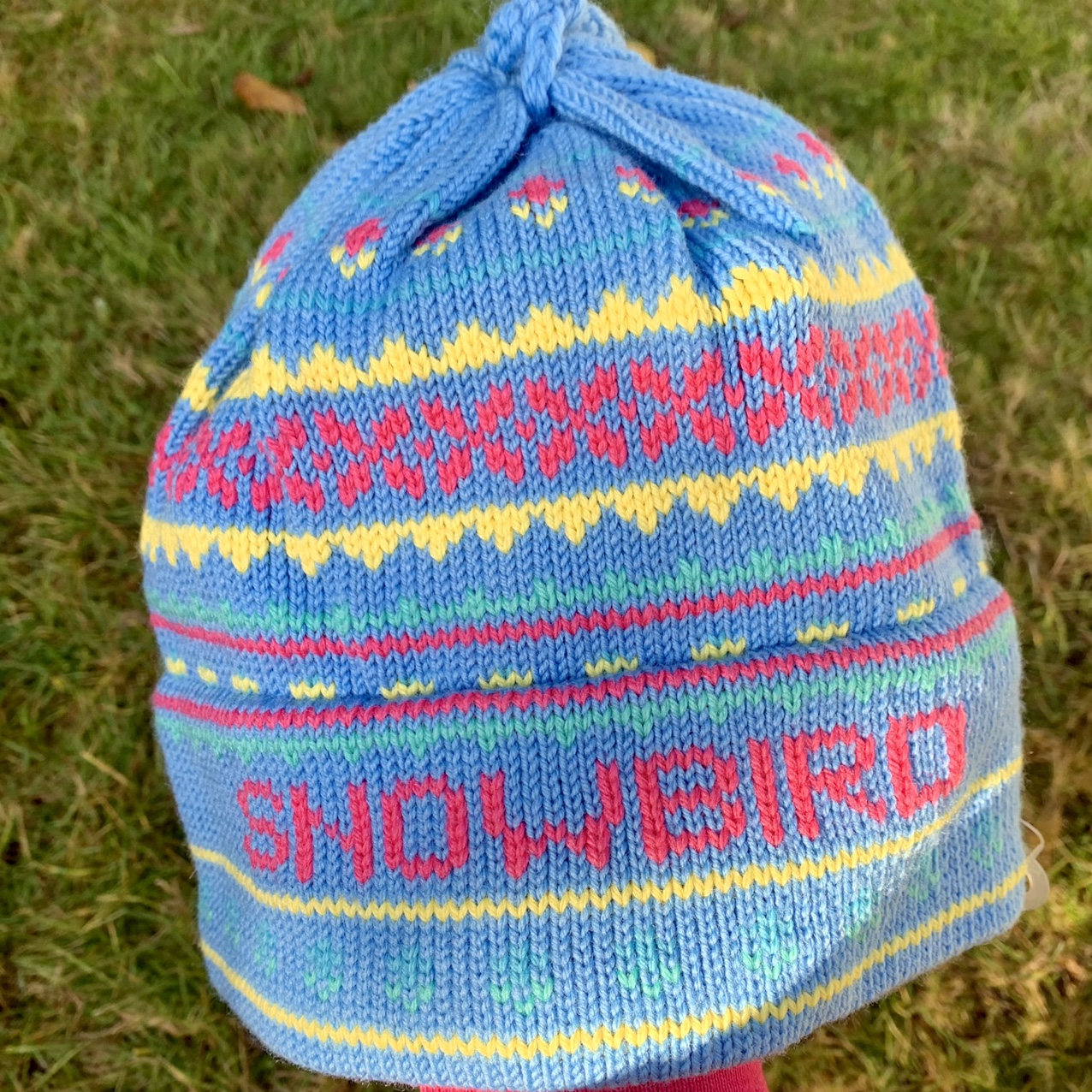 Product Image 1 - NEW OLDSTOCK! VINTAGE KNITTED HAT! NEW