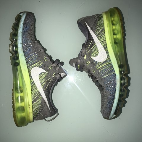 finest selection 6ab56 6669c  beryoza. 6 hours ago. London, United Kingdom. Women s Nike Flyknit Air Max  2013 in grey, neon yellow ...