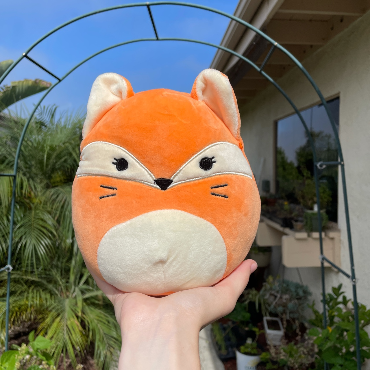 Product Image 1 - Squishmallow James the fox  i cut