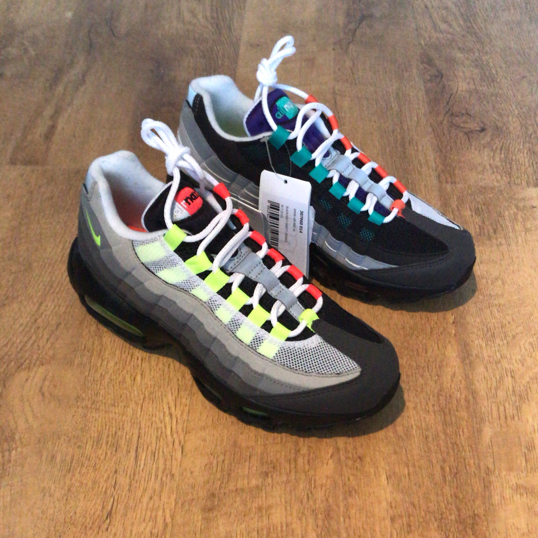 Nike Air Max 95 'Greedy' Brand New without Box. Very... - Depop