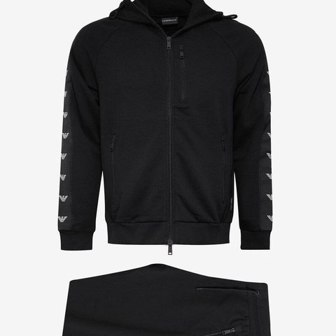 331da5c45 Men's Armani tracksuit Brand new worn once to try on RRP me - Depop