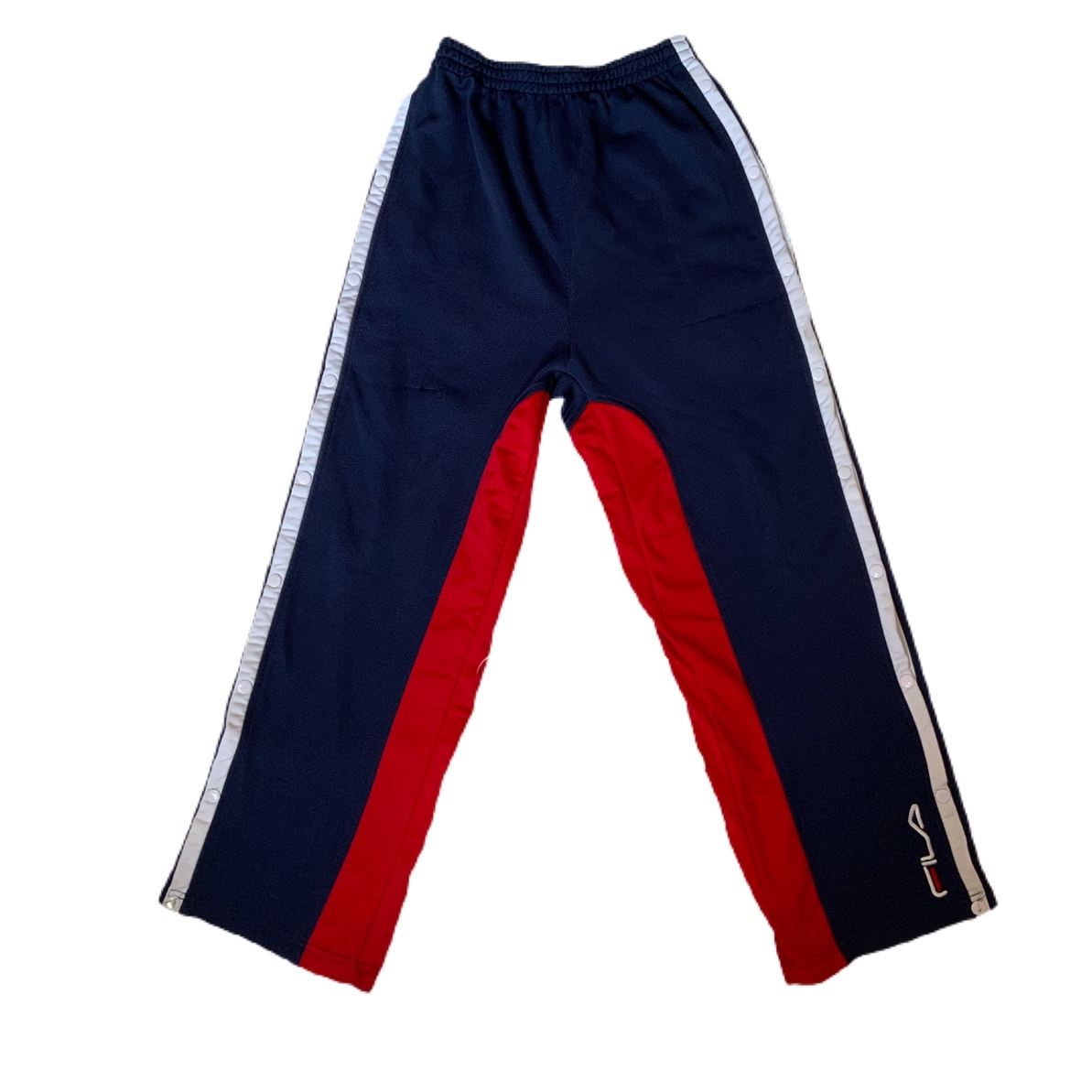 Product Image 1 - FILA Red and Blue button