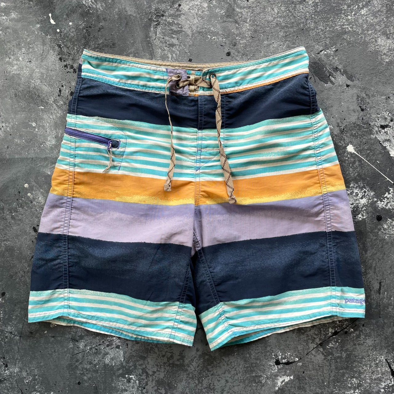 Product Image 1 - Patagonia swim trunks in a