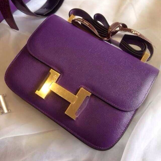 hermes Constance 23. Epsom leather.. Brand ... | Beauty Closest ...