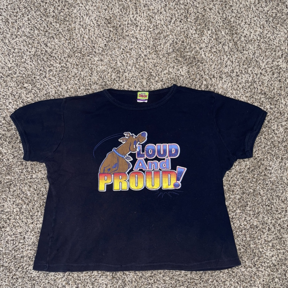 Product Image 1 - Vintage Scooby Doo T-shirt  Fits