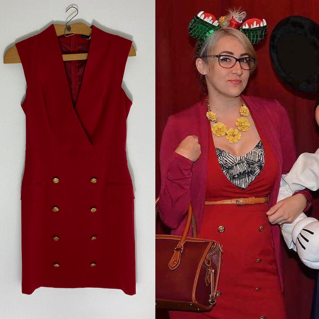 Product Image 1 - Venus sleeveless red dress with