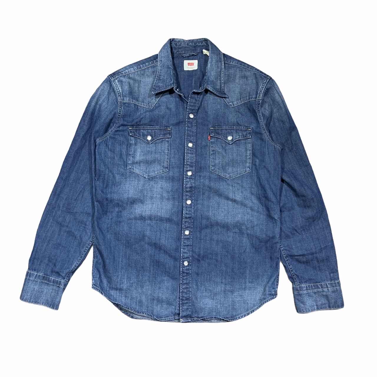 Product Image 1 - Levi's Denim Western Pearl Snap