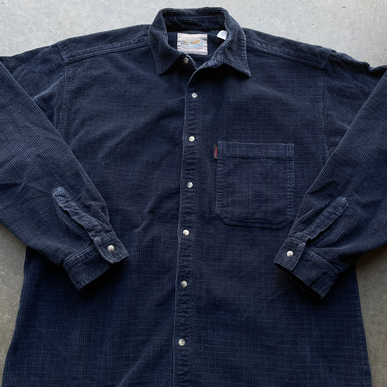 Product Image 1 - Vintage gramicci navy button up