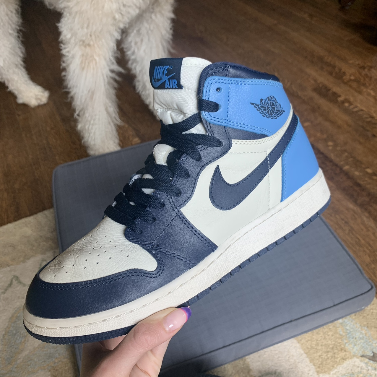 Product Image 1 - Jordan 1 Obsidian High tops Youth