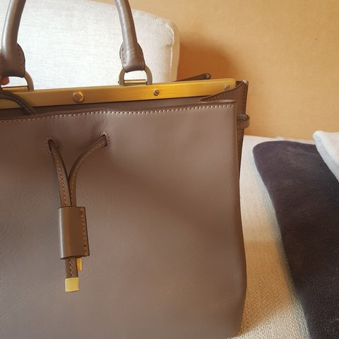 8e234e0b91 @ksmuth. yesterday. South Yorkshire, United Kingdom. Mulberry style taupe  handbag