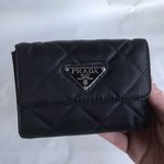 a69ac96ff7e8 PRADA LARGE WALLET/SMALL CLUTCH 100% AUTHENTIC Vintage Pink - Depop