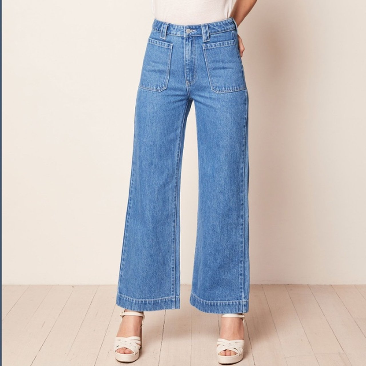2f45eba7a963 Shoptagr | I Have The Iconic Rollas Sailor Jeans For Sale In The ...