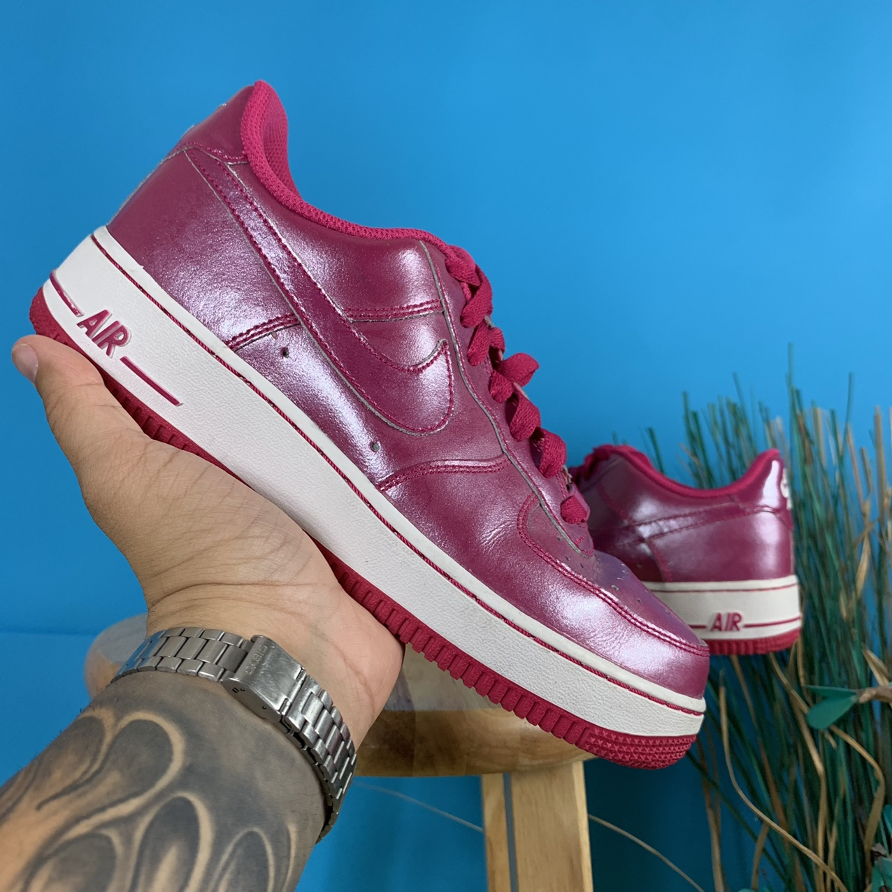 Product Image 1 - Y2K women's Nike Air Force