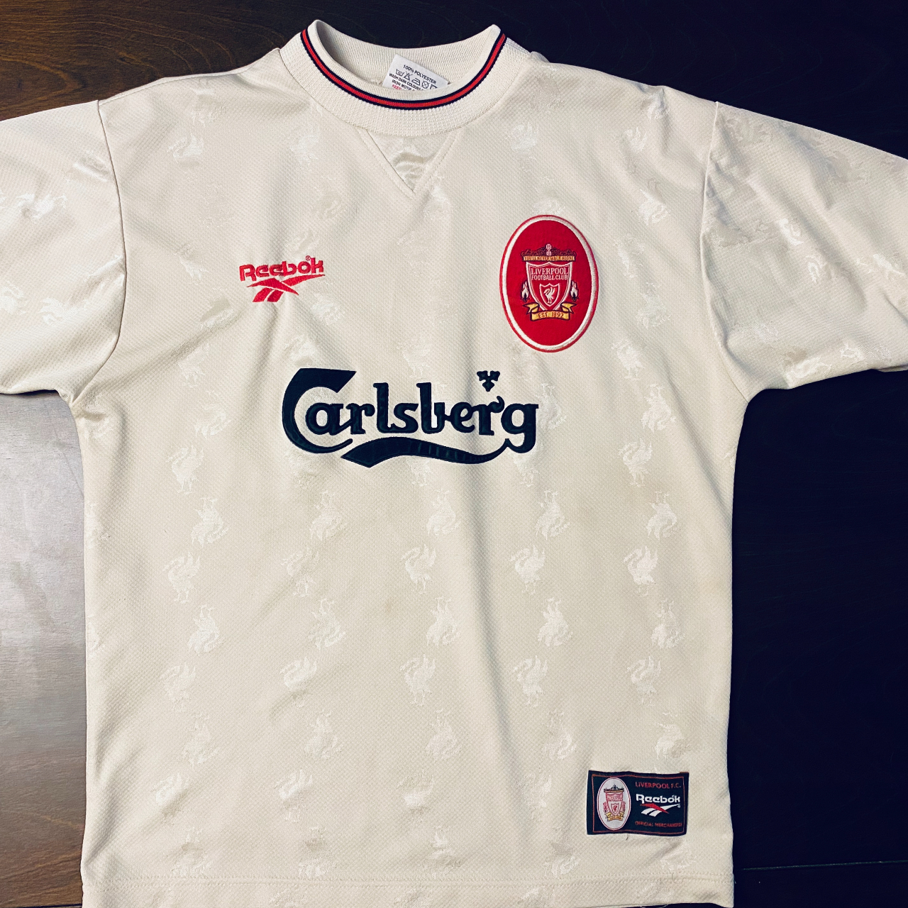 Product Image 1 - Vintage and Hype 1996-1997 Liverpool