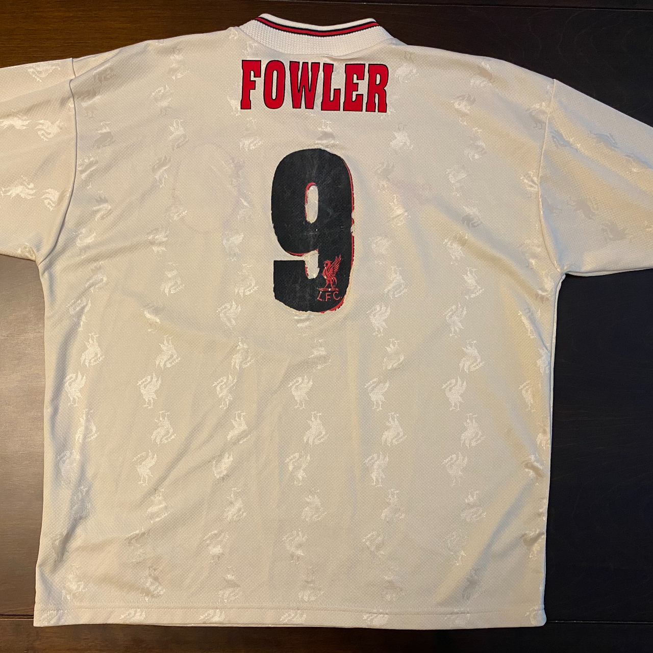 Product Image 1 - 1996-1997 Hype Liverpool Away Soccer