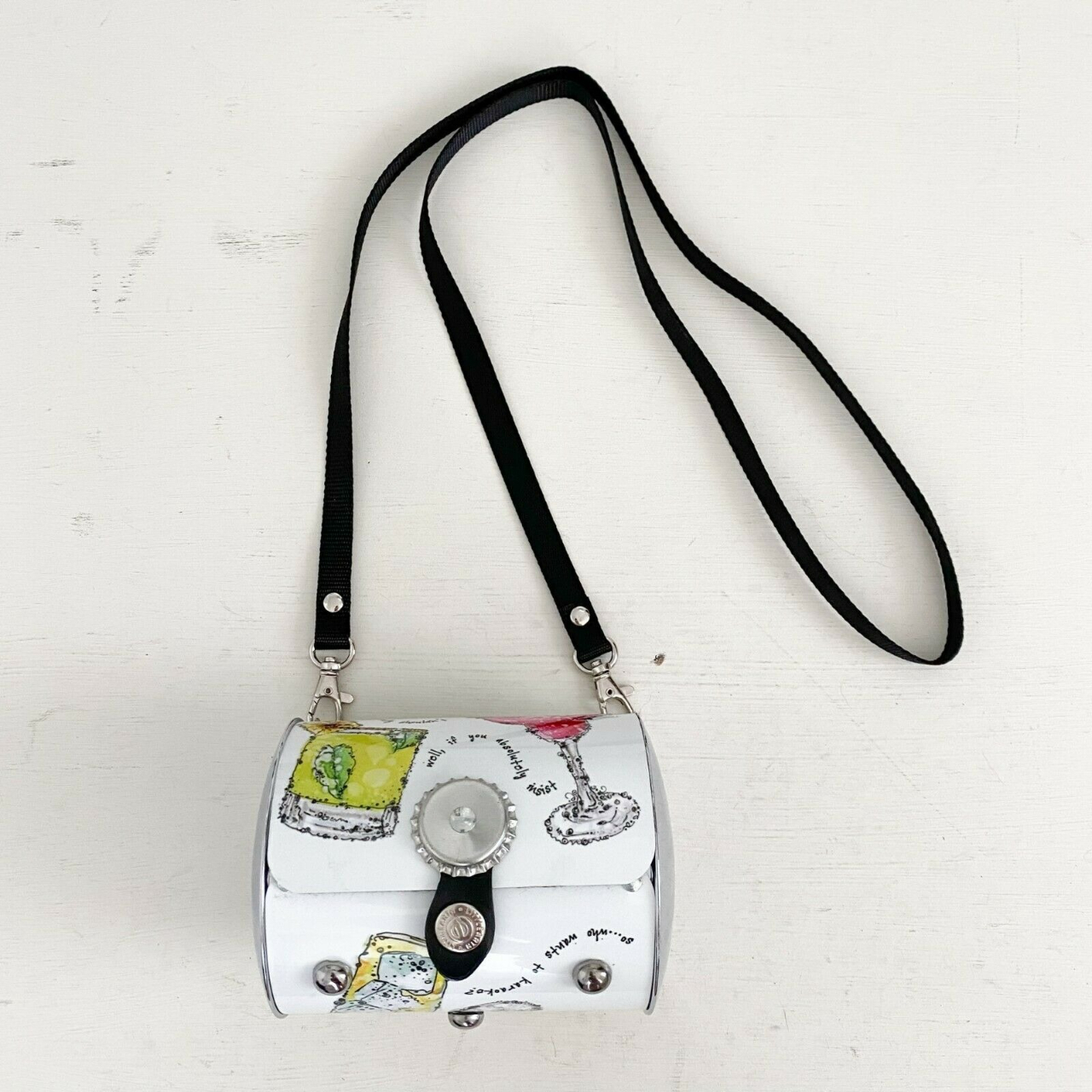 Product Image 1 - Little Earth metal cylinder crossbody