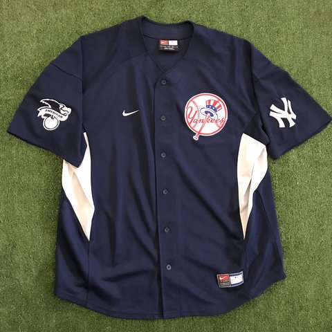 7d7d56a7262 @memorieslanes. 14 days ago. Tamarac, United States. New York Yankees Nike  MLB Sewn Baseball Jersey. Men's XL