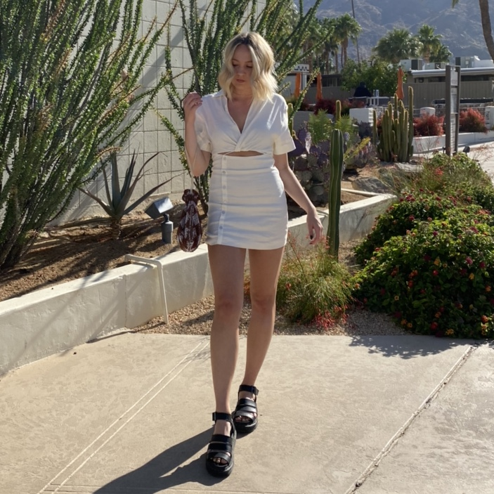 Product Image 1 - ZARA SUMMER COLLECTION white dress