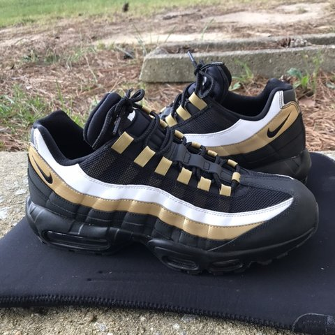 d606b111c5 @tags_list. 14 days ago. Atlanta, United States. Nike Air Max 95 OG - SIZE  11 - AT2865-002 BLACK/METALLIC GOLD