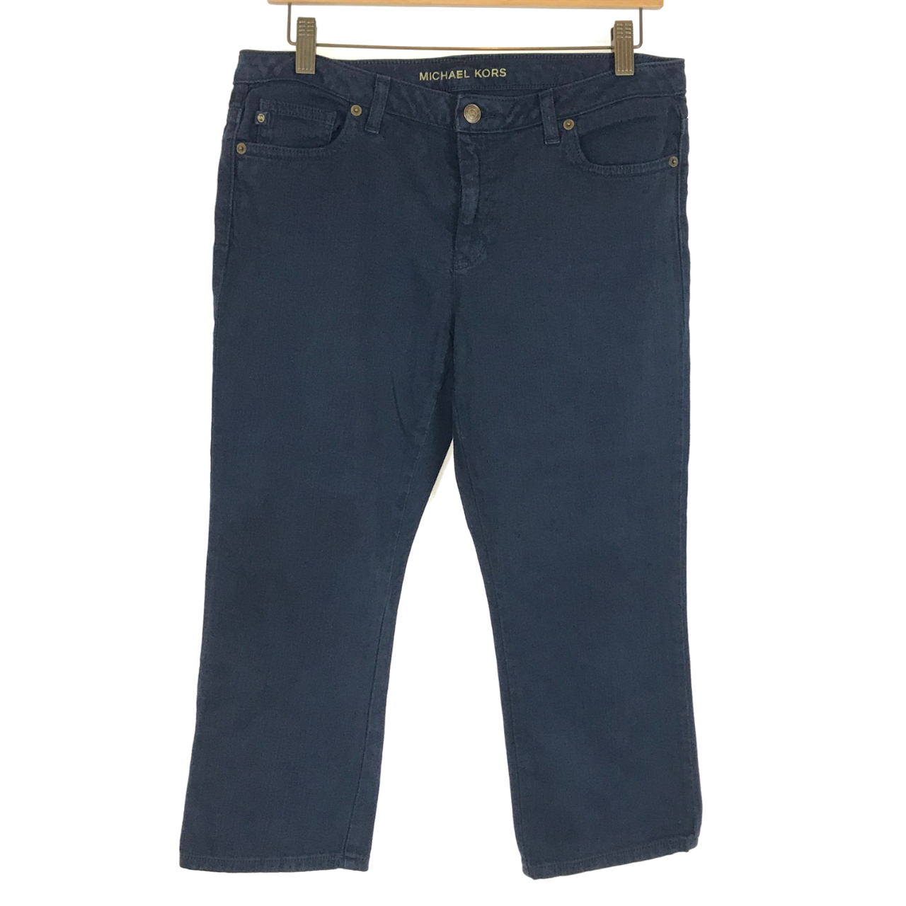 Product Image 1 - Cropped Straight Leg Jeans Michael Kors  Classic,