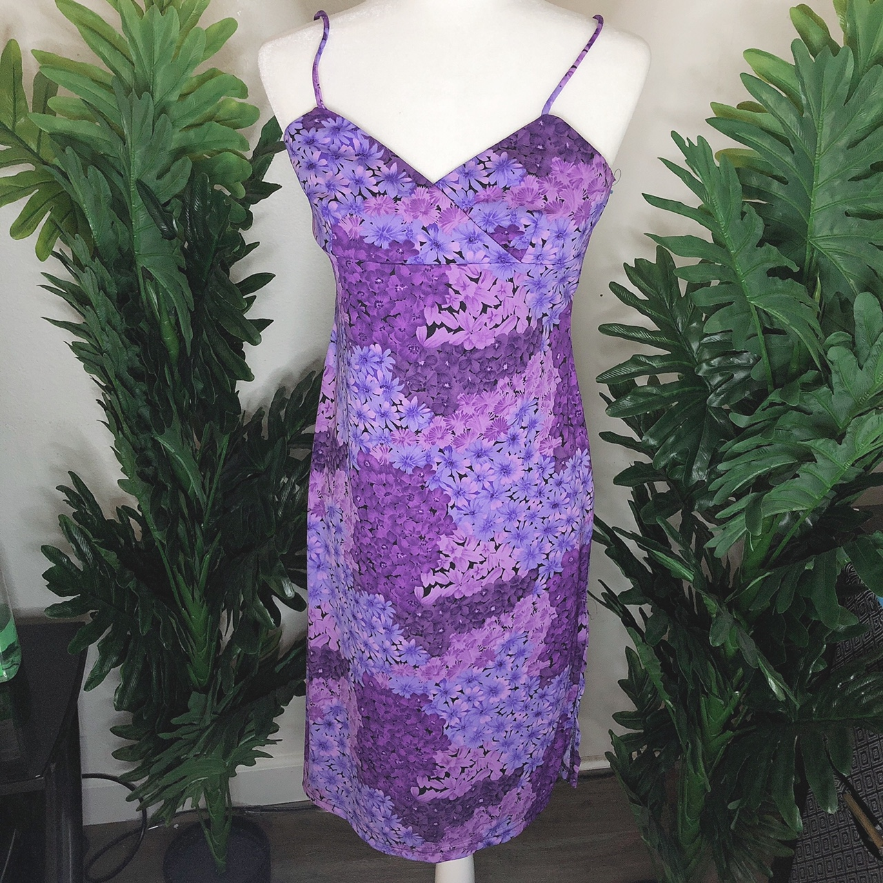 Product Image 1 - Handmade Mystical Floral Dress  Size
