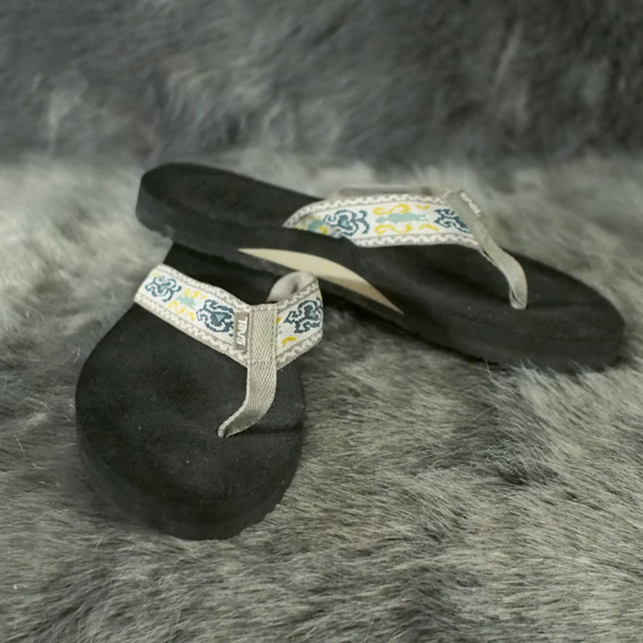 Product Image 1 - Teva flip flops. Great condition,