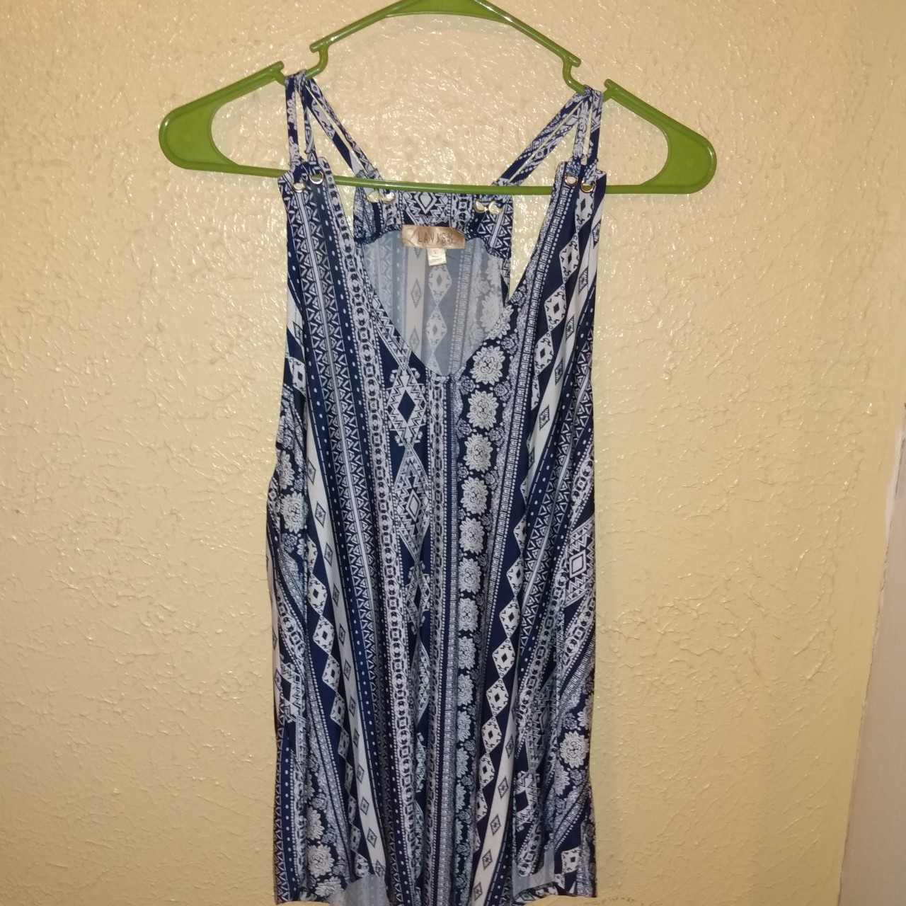 Product Image 1 - Tank with cute pattern double