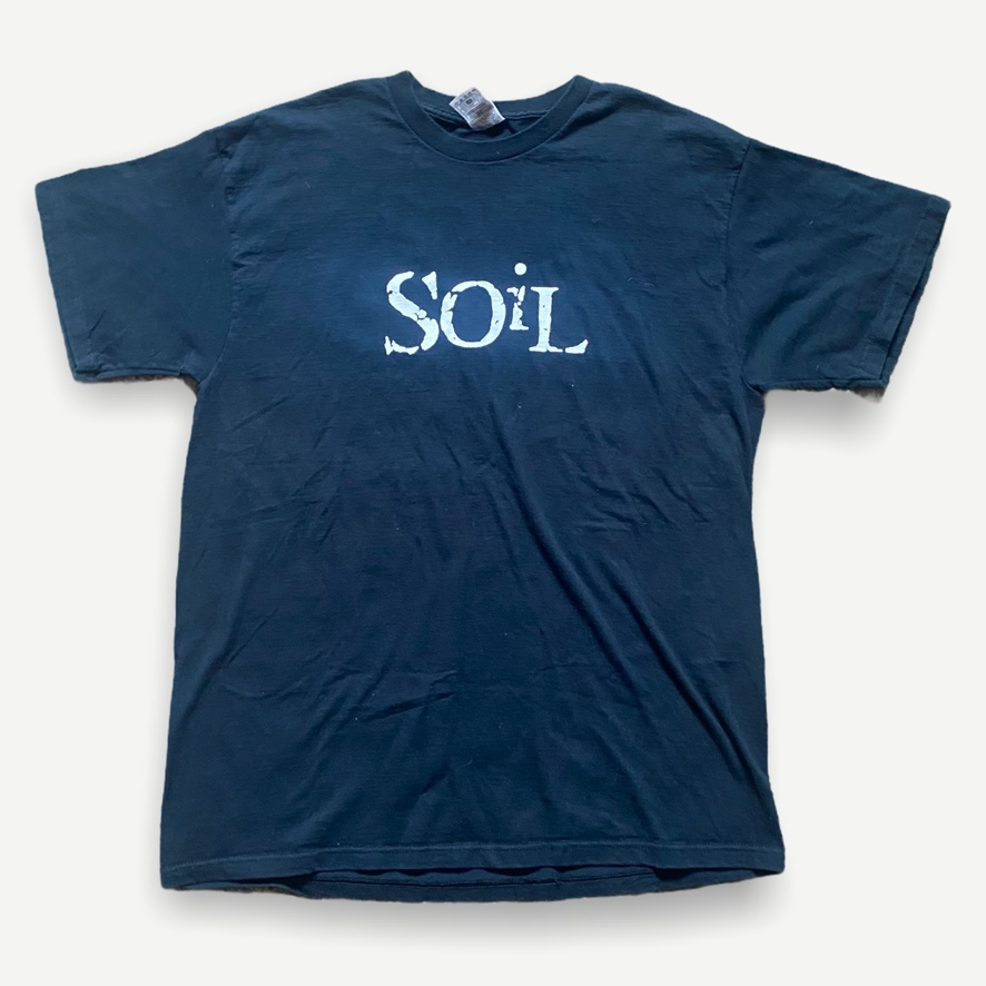 Product Image 1 - Vintage Soil Band Tee. If