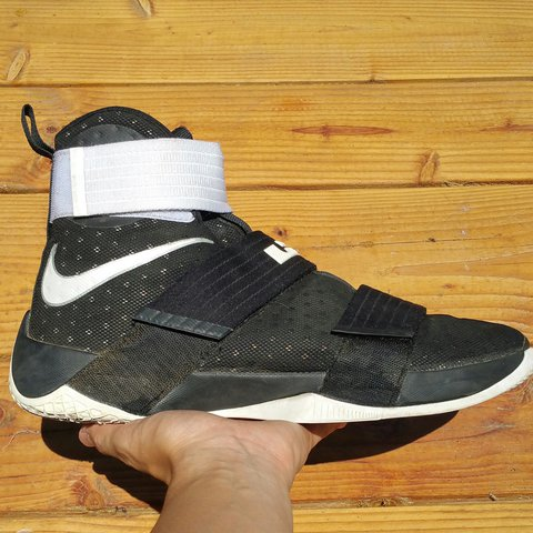 wholesale dealer 30fc3 fa0ed  uptownvintage916. 16 days ago. Sacramento, United States. Nike Lebron  James Soldier 10 ...