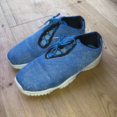 sports shoes 91d78 f10df  sarahc22a. 4 days ago. Ashford, United Kingdom. Nike Air Jordan Future Low gamma  blue ...