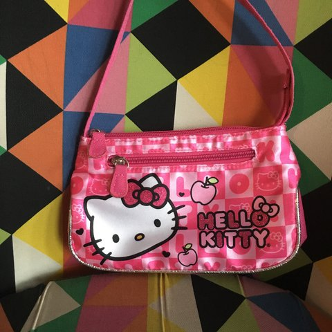 3d38dfac4 The cutest Hello kitty purse to fulfill your cutest needs!!! - Depop