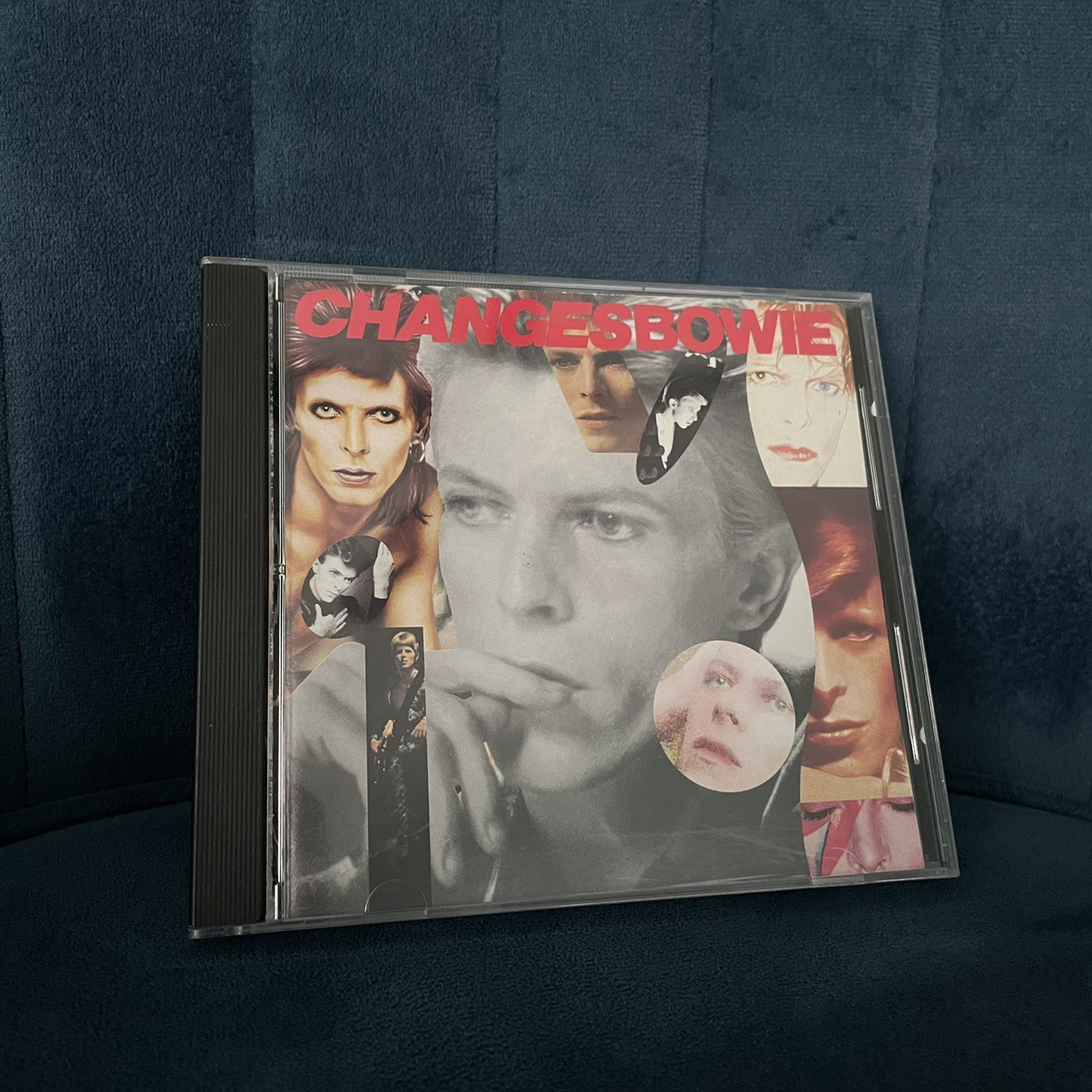 """Product Image 1 - the icon David Bowie's """"changesbowie"""""""