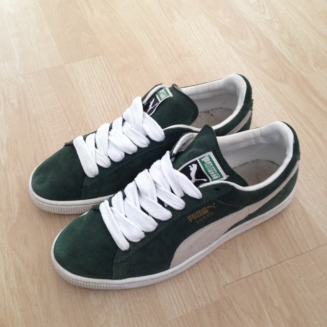 green puma suede Sale,up to 38% Discounts