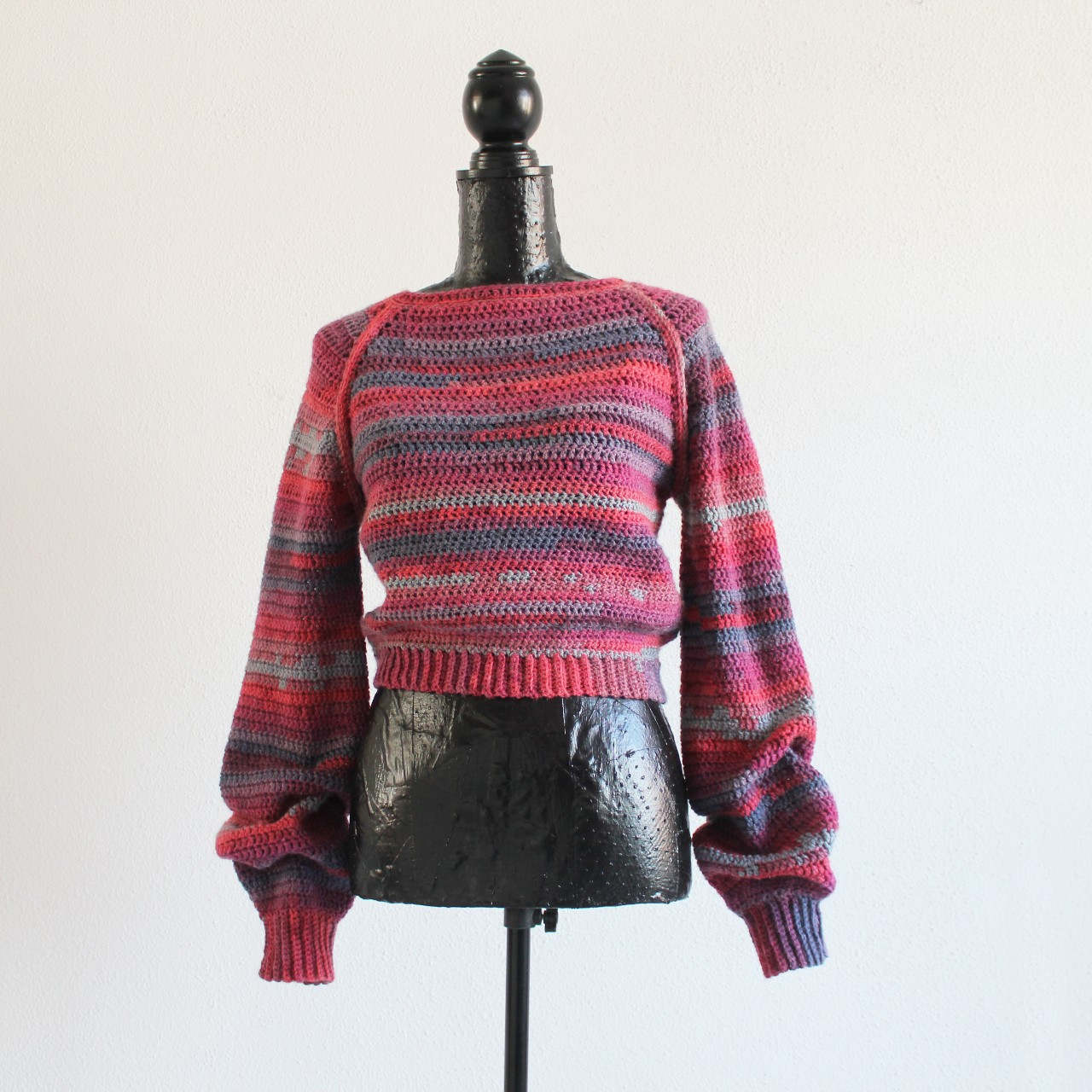 Product Image 1 - Cropped sweater, lightweight and soft.