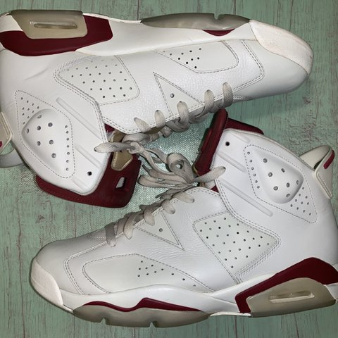 14137210603 @the2000s. 3 hours ago. Hawthorne, United States. Jordan retro maroon 6. Size  men's 11. Shoes are in decent used condition