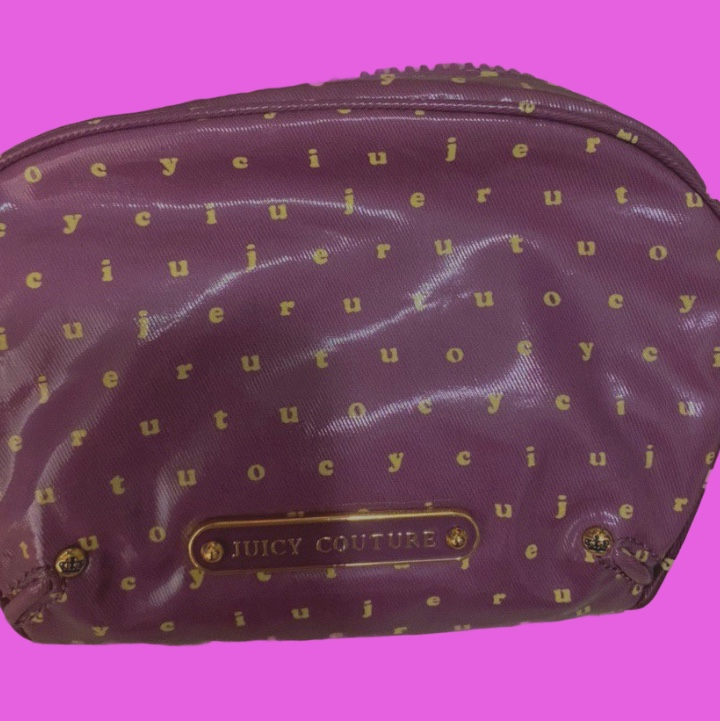 Product Image 1 - JUICY COUTURE MINI POUCH -