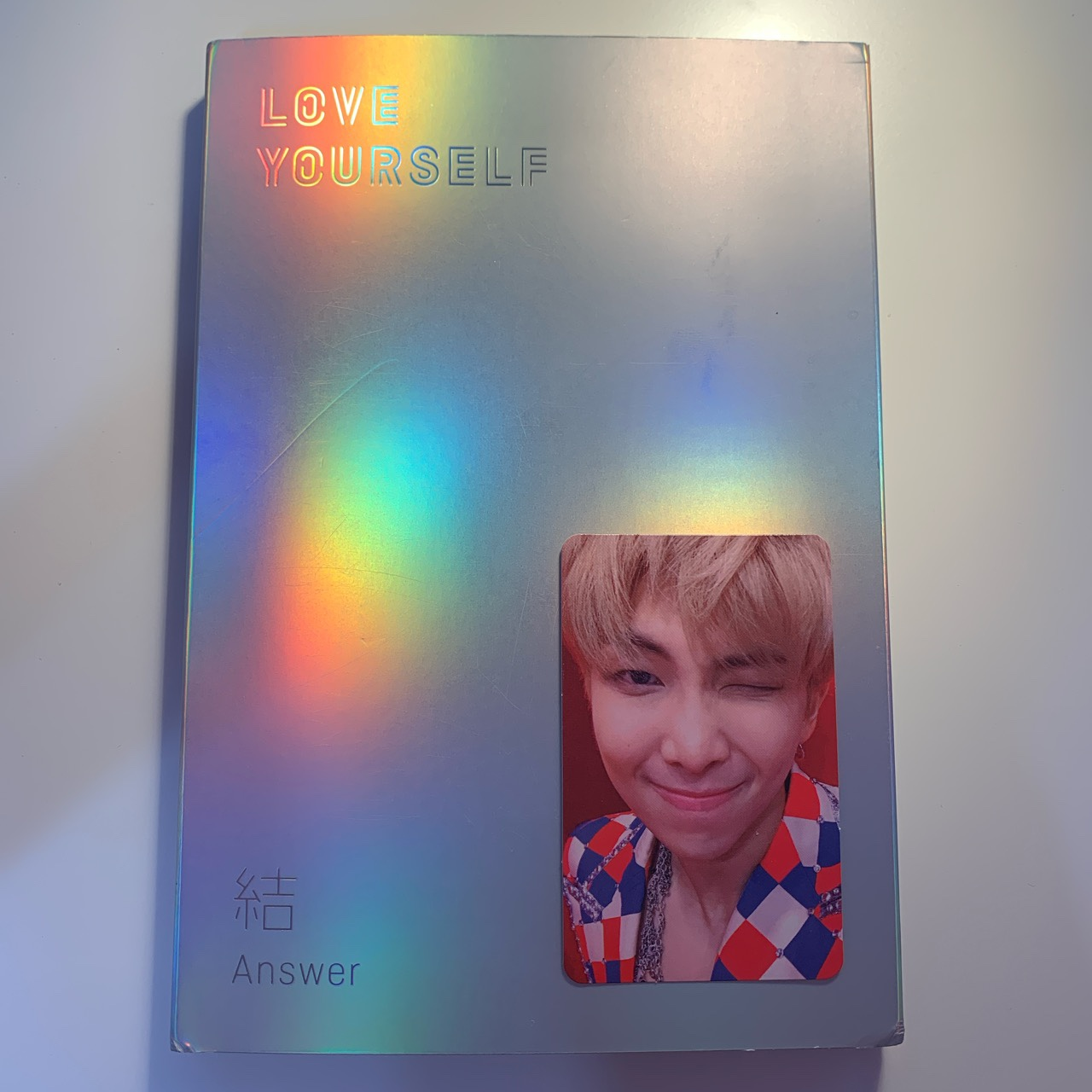 Product Image 1 - BTS LOVE YOURSELF ANSWER version