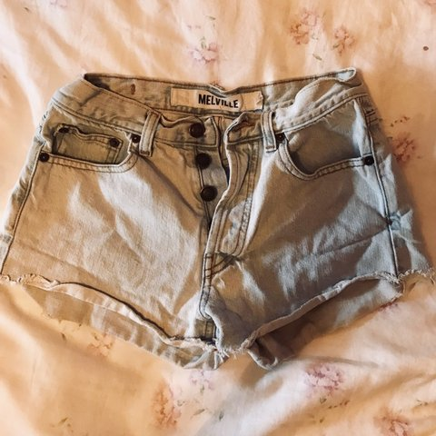 8534c173f7 @ceedietz. 10 days ago. Walnut Creek, United States. High waisted shorts. Brandy  Melville, size 38 European. Would probably best fit ...
