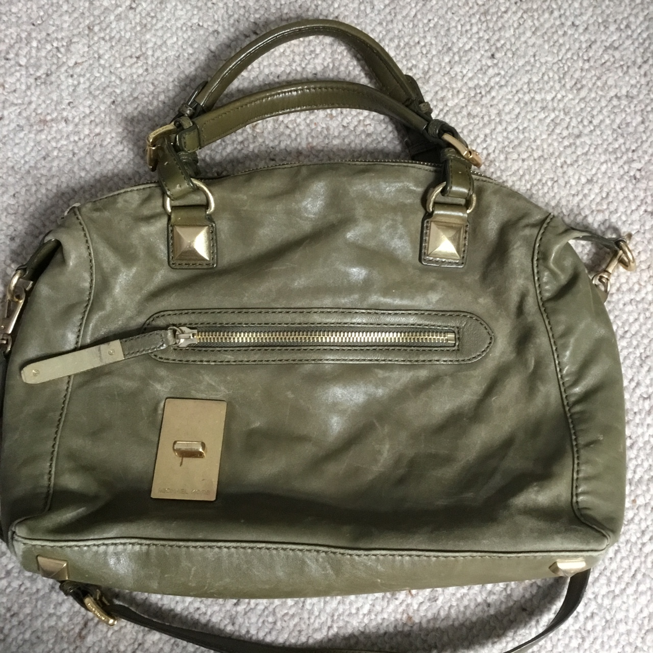 Product Image 1 - Michael Kors bag in olive