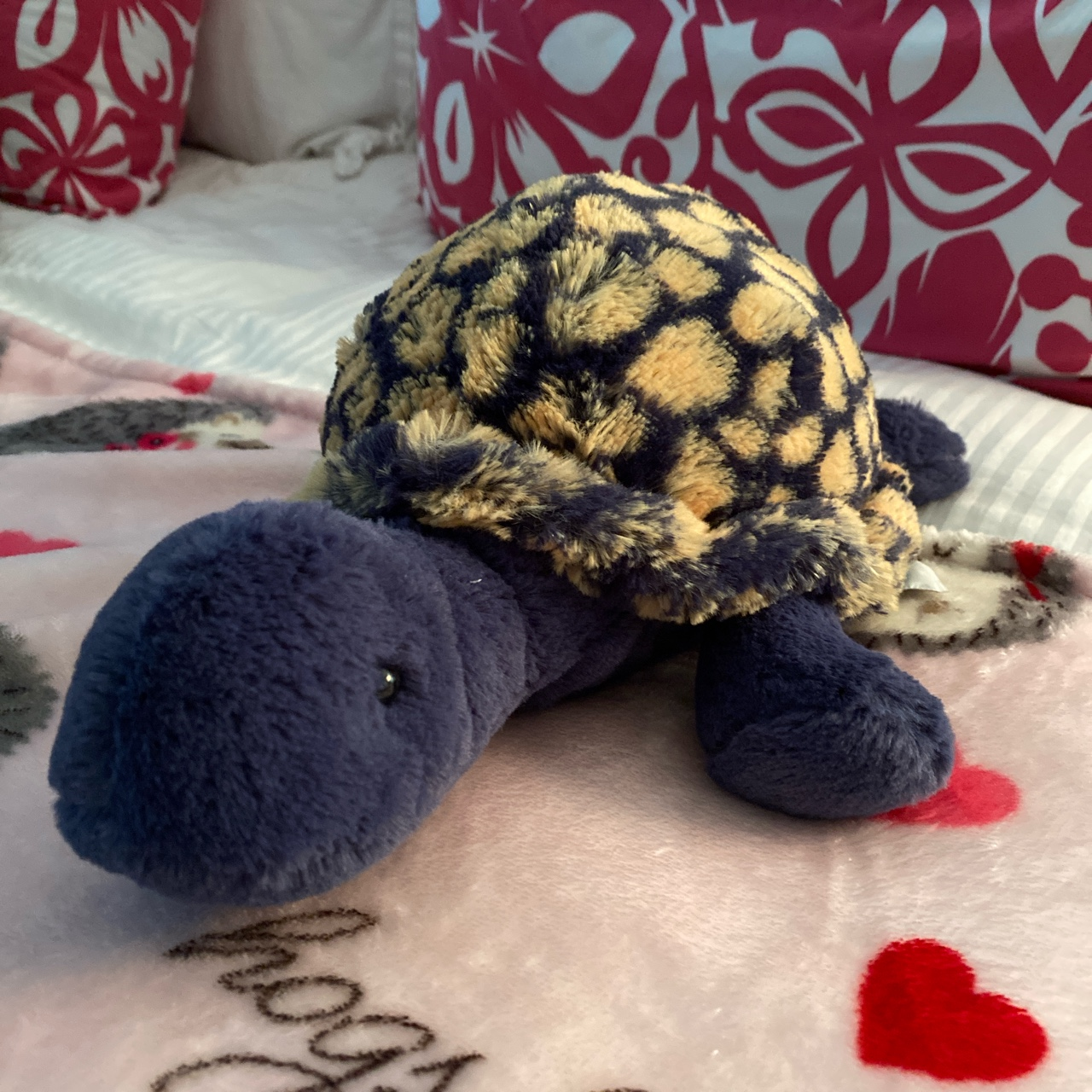 Product Image 1 - RARE! Jellycat blue Tootle Tortoise
