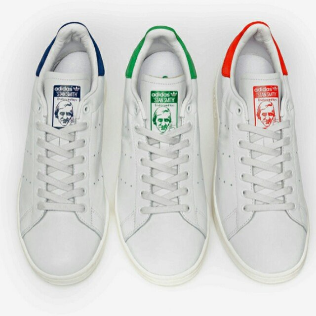 Stan Smith Bianche O Nere