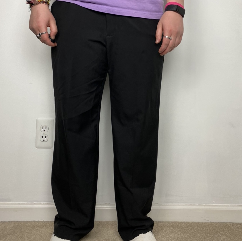 """Product Image 1 - Simple dress pants  Tagged 32""""x32"""" cut"""