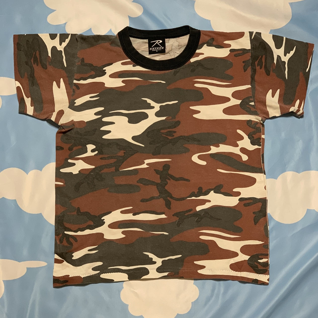 Product Image 1 - Vintage 90's ROTHCO red/brown camouflage