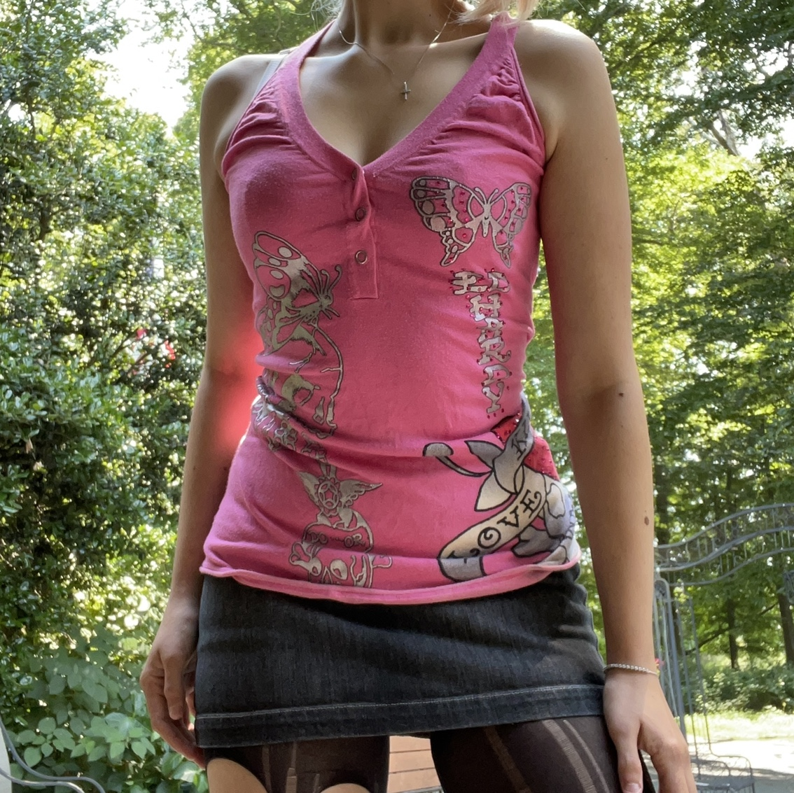 Product Image 1 - Early 2000s Authentic Knit Pink