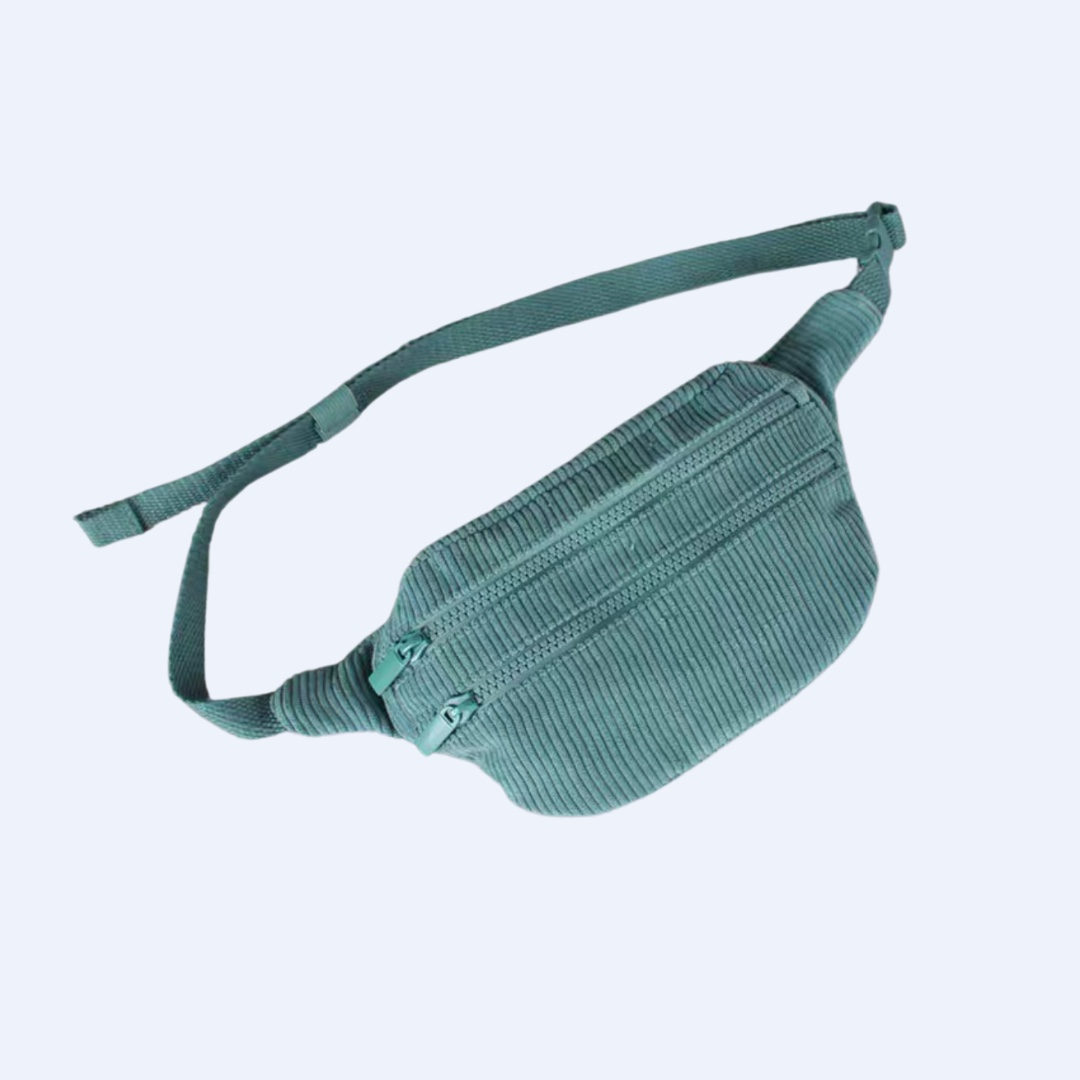 Product Image 1 - Sage Green Waist Pouch /