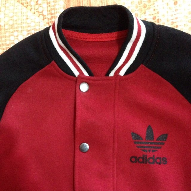 giacca college adidas