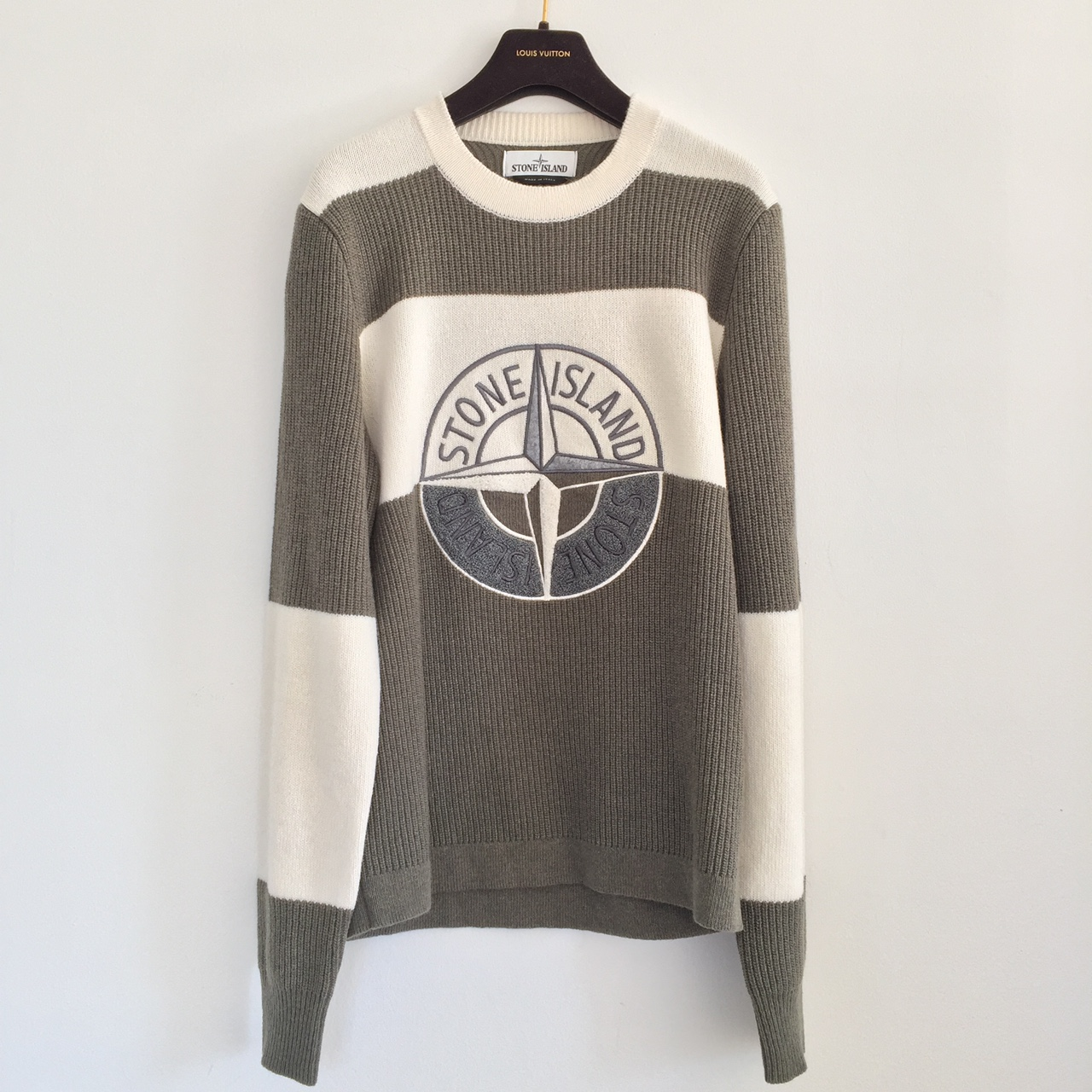Product Image 1 - Authentic Stone Island Knitted Sweater