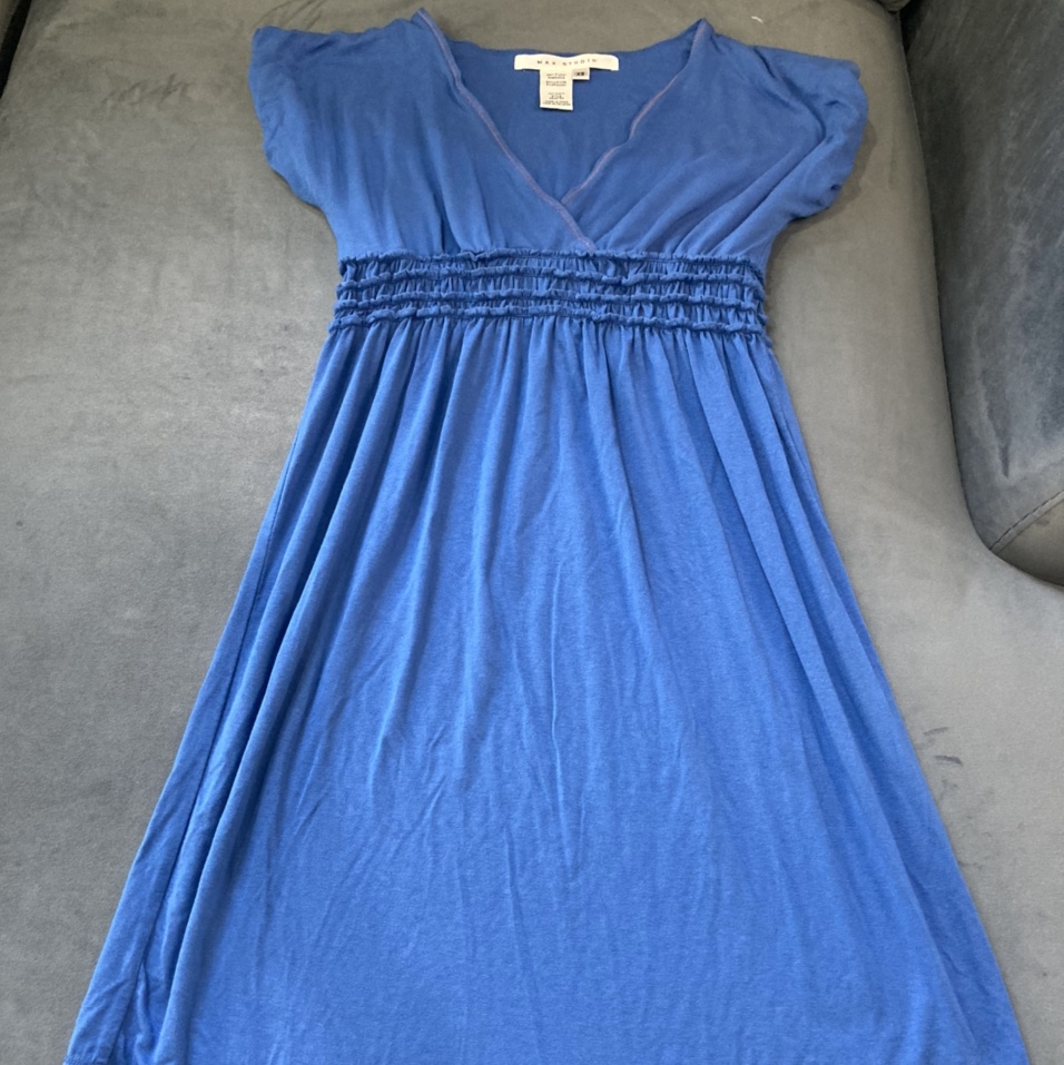 Product Image 1 - Y2K Blue babydoll dress by