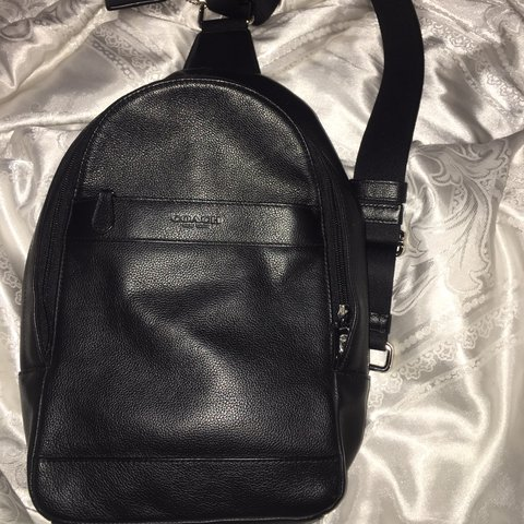 f902ce4f67 FREE shipping just today coach mini backpack crossbody - Depop